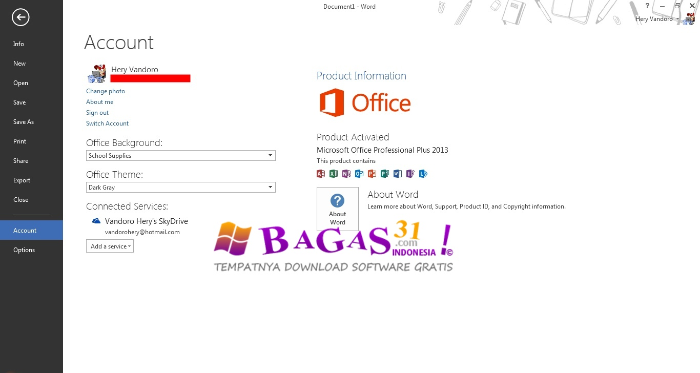 Microsoft office professional plus 2013 full serial number awir07 download software free - Office professional plus 2013 telecharger ...